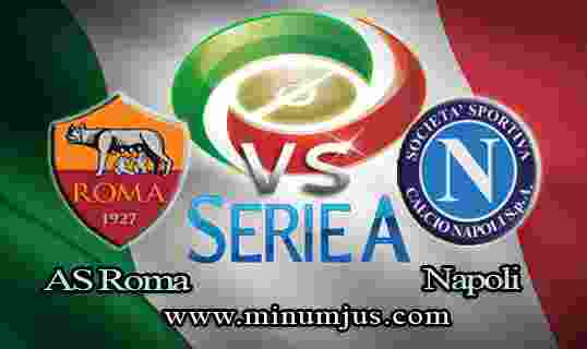 Prediksi Roma vs Napoli 15 Oktober 2017 - Liga Italia