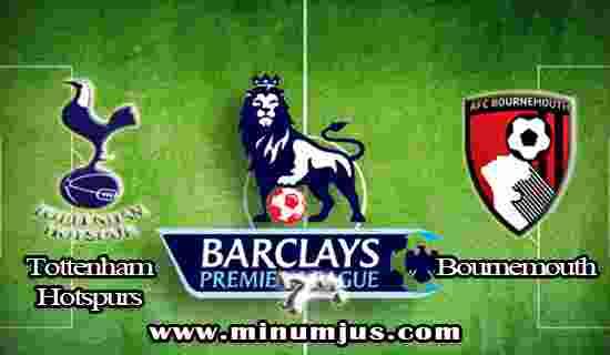 Prediksi Tottenham Hotspur vs Bournemouth 14 Oktober 2017 - Liga Inggris