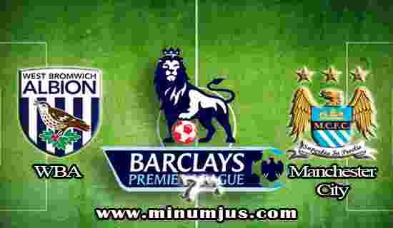 Prediksi West Brom vs Manchester City