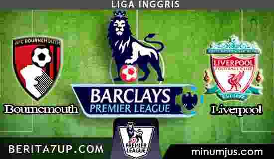 Prediksi Bournemouth vs Liverpool