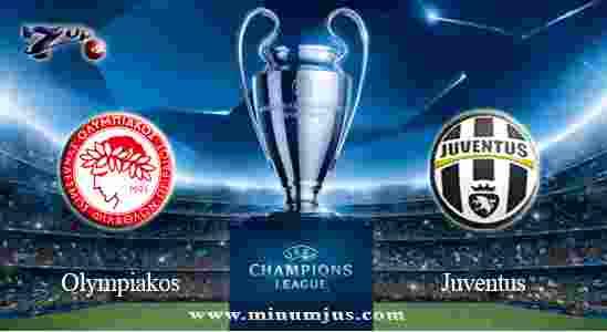 Prediksi Olympiacos Piraeus vs Juventus