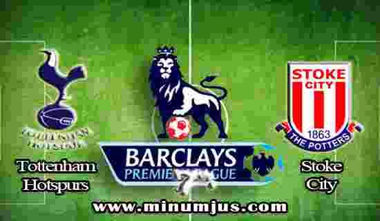 Prediksi Tottenham Hotspurs vs Stoke City