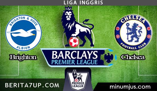 Prediksi Brighton Hove Albion vs Chelsea