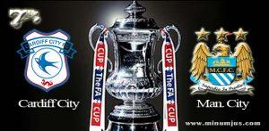 Prediksi Cardiff vs Manchester City