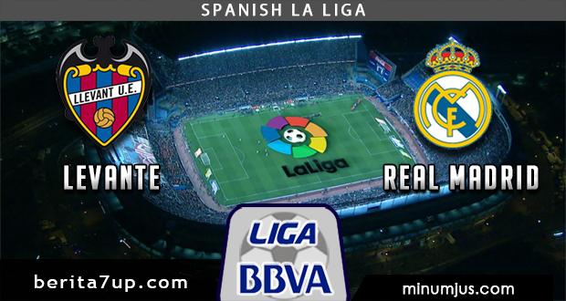 Prediksi Levante vs Real Madrid