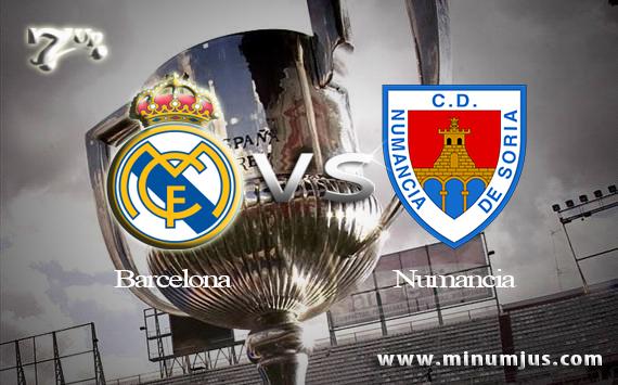 Prediksi Real Madrid vs Numancia