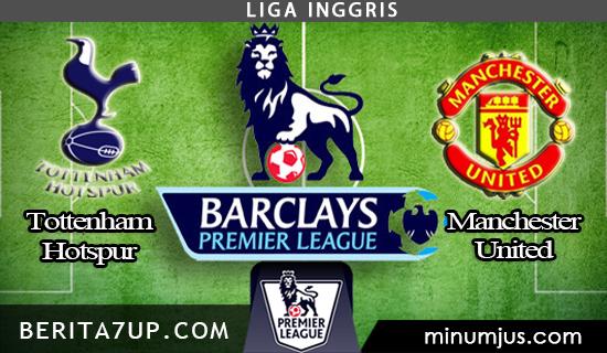 Prediksi Tottenham Hotspur vs Manchester United