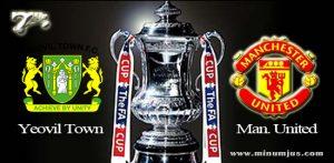 Prediksi Yeovil Town vs Manchester United
