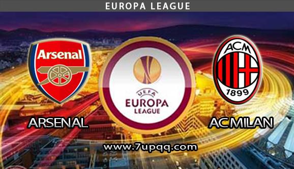 Prediksi Arsenal vs AC Milan