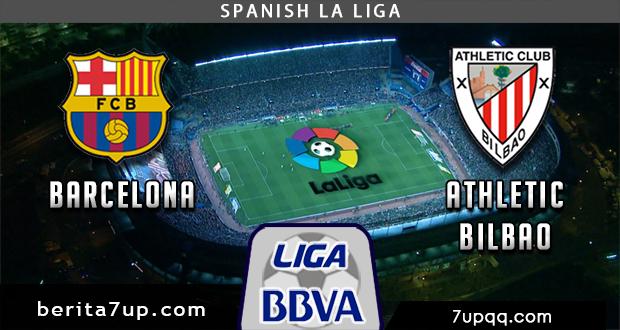 Prediksi Barcelona vs Athletico Bilbao