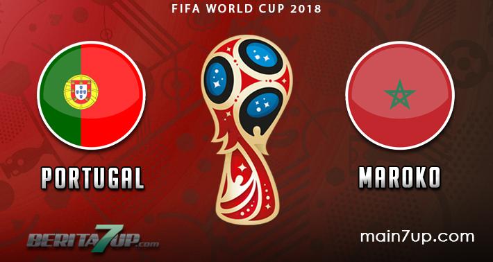 Prediksi Portugal vs maroko