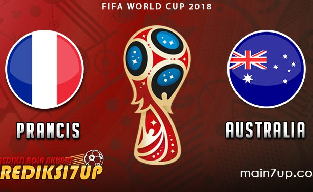 Prediksi Prancis vs Australia