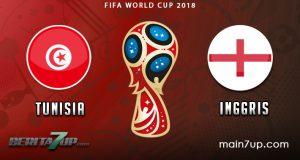 Prediksi Tunisia vs Inggris
