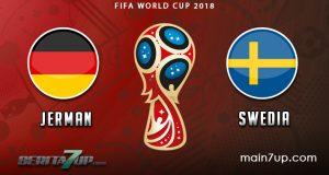 Prediksi Jerman vs Swedia