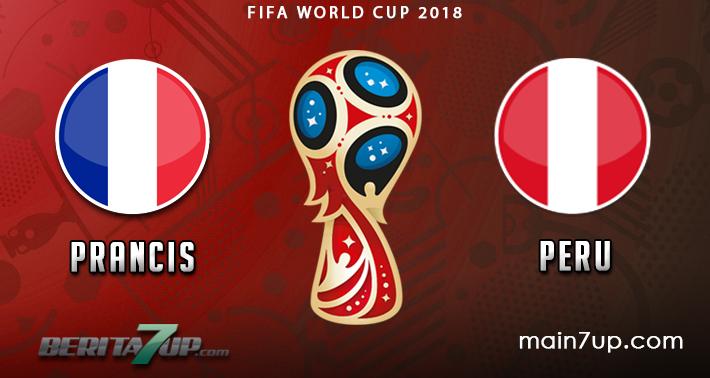 Prediksi Prancis vs Peru