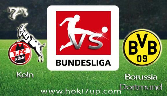 Prediksi Koln vs Borussia Dortmund