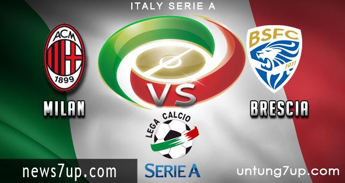 Prediksi Milan vs Brescia