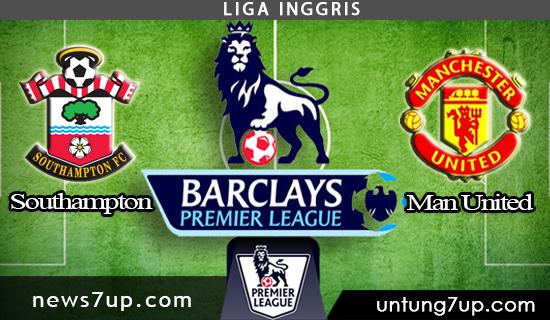 Prediksi Southampton vs Manchester United