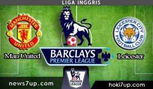 Prediksi Manchester United vs Leicester