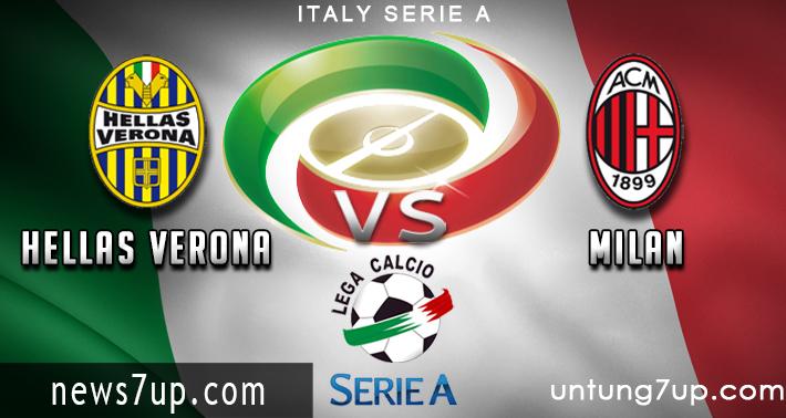 Prediksi Hellas Verona vs Milan