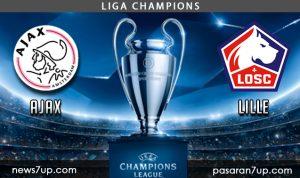 Prediksi Lille vs Ajax