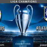 Prediksi Juventus vs Atletico Madrid