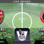 Prediksi Arsenal vs Sheffield United