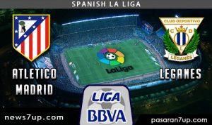 Prediksi Atletico Madrid vs Leganes