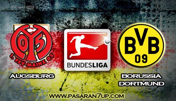Prediksi Augsburg vs Borussia Dortmund