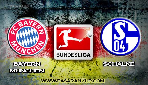 Prediksi Bayern Munchen vs Schalke