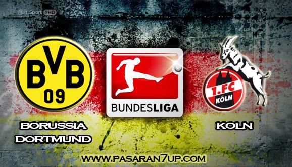 Prediksi Borussia Dortmund vs Koln