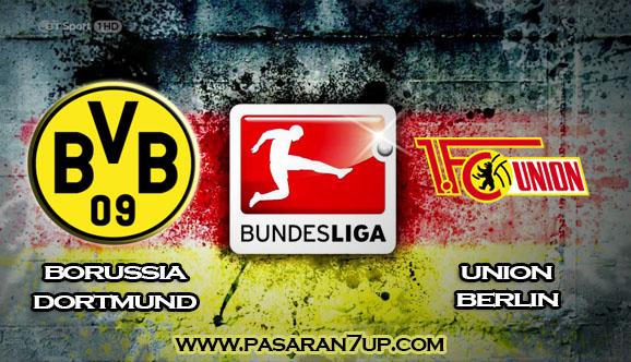Prediksi Borussia Dortmund vs Union Berlin