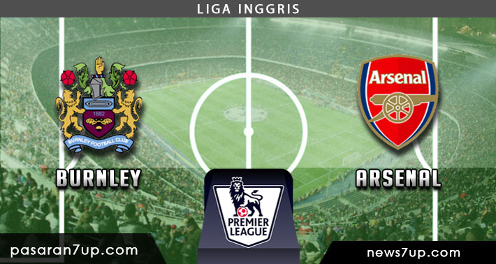 Prediksi Burnley vs Arsenal