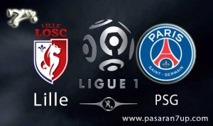 Predikis Lille vs Paris Saint Germain