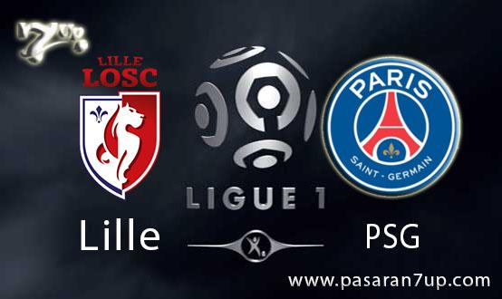 Predikis Lille vs Paris Saint Germain