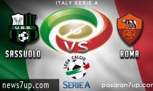 Prediksi Sassuolo vs Roma 2 Februari