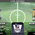Prediksi Tottenham Hotspur vs Manchester City