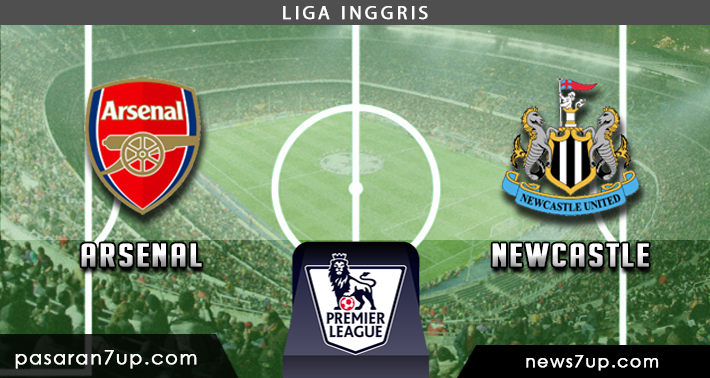 Prediksi Arsenal vs Newacastle United
