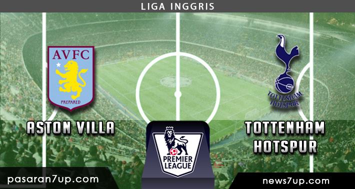 Prediksi Aston Villa vs Tottenham Hotspur