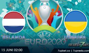 Prediksi Belanda vs Ukraina